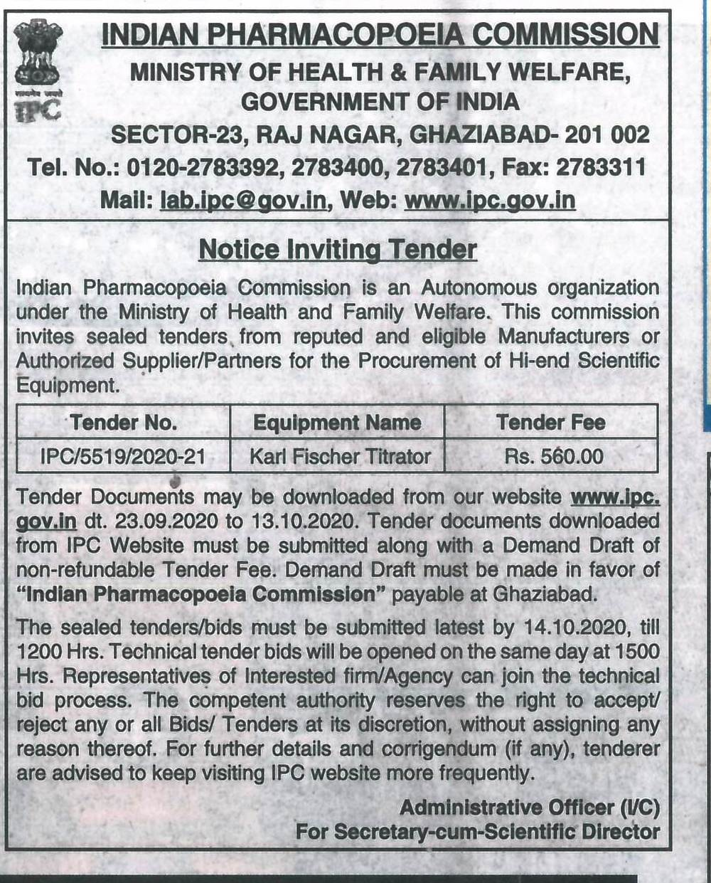 Advertisement in Hindustan Times (Delhi-NCR) on 23.09.2020 (Page No. 16).jpg