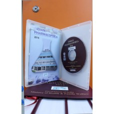 DVD of Indian Pharmacopoeia-2014