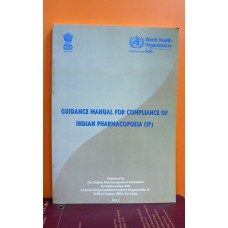 Guidance Manual for Compliance of Indian Pharmacopoeia (IP)