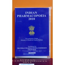 DVD of Indian Pharmacopoeia-2010